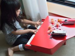 鉄子と赤いピアノ