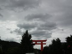 沸き立つかの雲