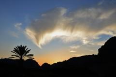 フカヒレ雲