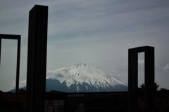 足柄からの富士