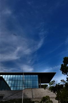 美術館の空