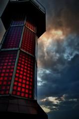 赤ガラス灯台