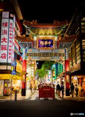 平日の中華街散策‐Ⅰ