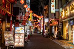 平日の中華街散策-Ⅱ