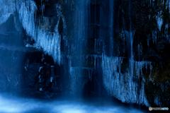 銚子大滝にて