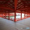厳島神社にて−Ⅱ