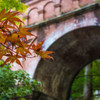 水楼閣の秋