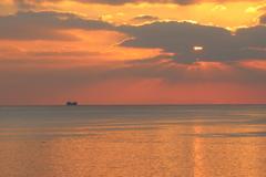 島の朝日 ⅲ