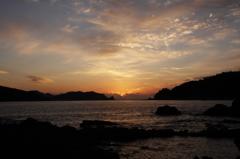 島の落日Ⅳ