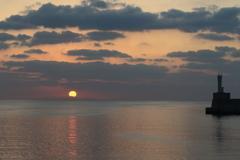 島の朝日 ⅰ
