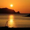 島の夕空 ⅱ