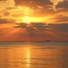 島の朝日 Ⅴ