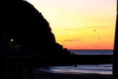 島の夜明け ⅱ