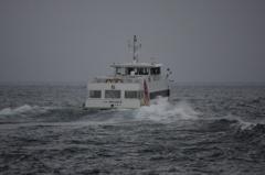 雨降る漁港にてⅣ