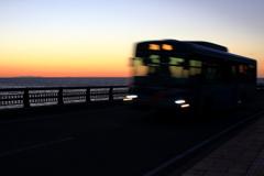 島の夜明け ⅲ