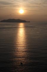夕陽を浴びてⅢ