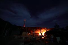 火入れの夜 ⅲ