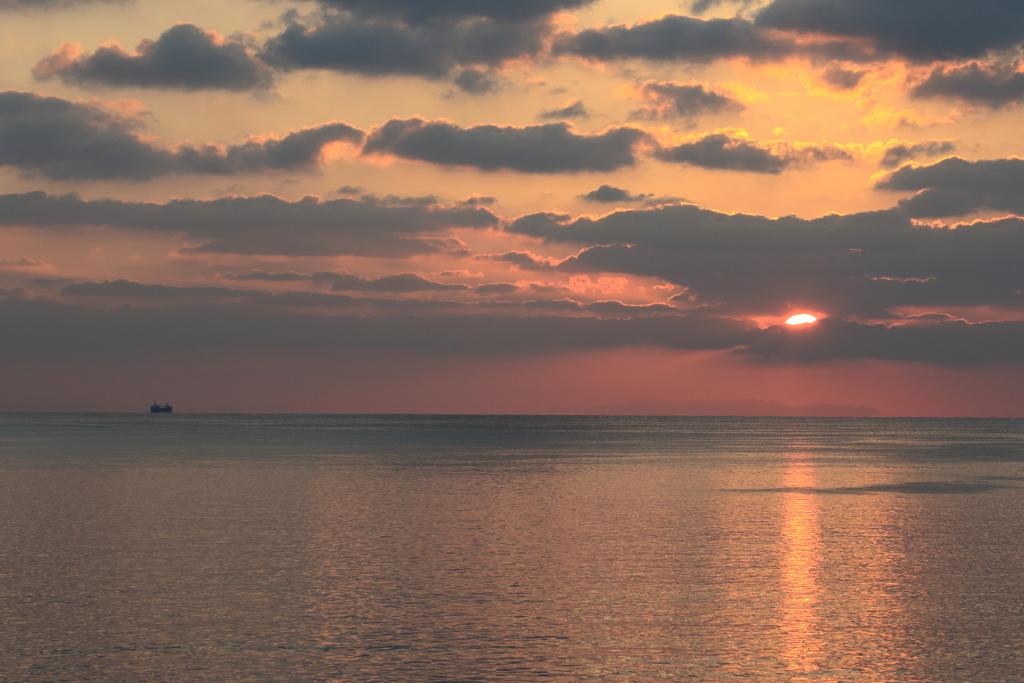 島の朝日 ⅱ