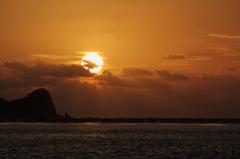 島の落日Ⅱ