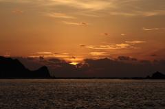 島の落日Ⅲ