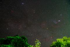 久々の星空