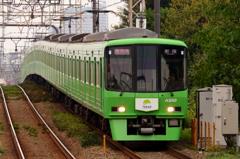 緑の京王線リベンジ