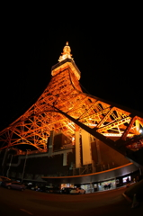 モデル風東京タワー