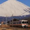 霊峰富士を背に受けて2