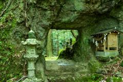 筑前岩屋 岩屋神社