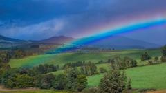虹の生まれる場所