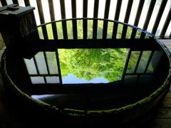 新緑の湯宿2