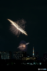 東京湾大華火祭・5