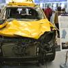 東日本大震災で被災した車両
