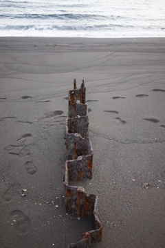 指宿の海岸