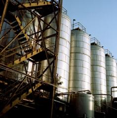 ビール工場跡
