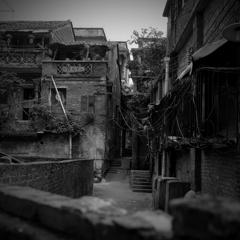 路地と階段の街