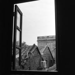 窓から見えた風景