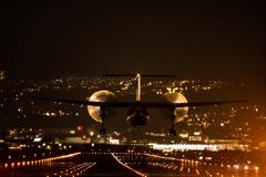 ボンちゃん(*´Д`)飛行機夜景愛好会