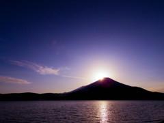 富士の煌き