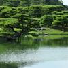 【栗林公園】日本庭園って感じ【マクロレンズ】
