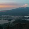 令和初富士山