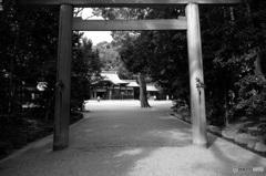 熱田神宮 神知我麻神社