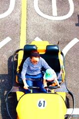 The オープンカー