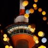 夢幻的京都塔