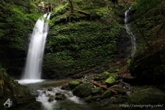 渓流  大滝 0702-1