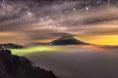 雲上の光景
