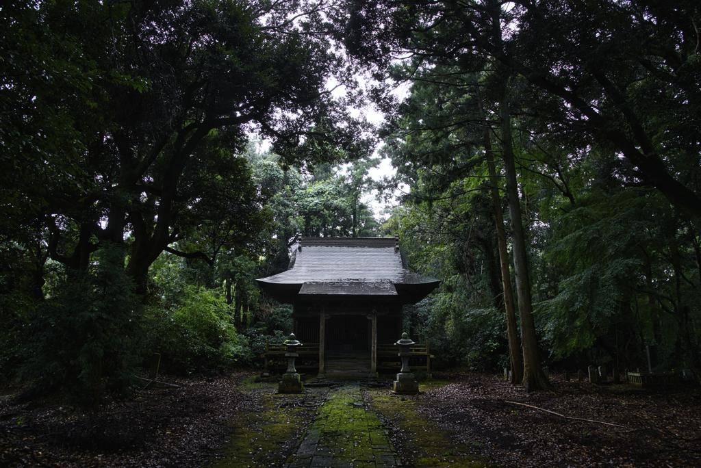 幡谷薬師堂