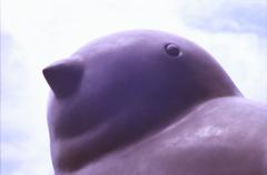 Bird Statue 01