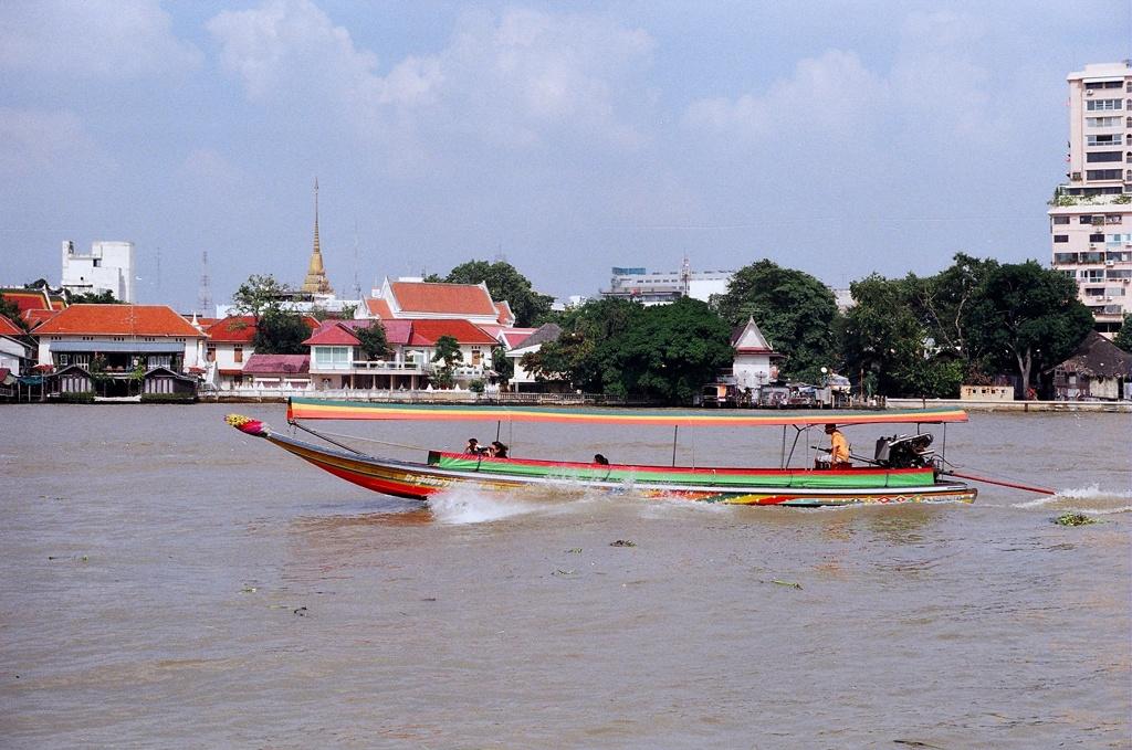 Chaophraya Boats 07