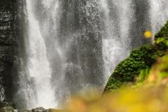 亀田不動の滝 永遠の一瞬